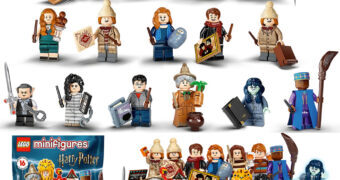Mini-Figuras LEGO Harry Potter (Blind-Bag)