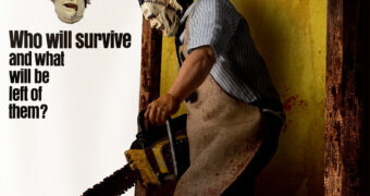 Action Figure Leatherface One:12 Collective da Mezco (O Massacre da Serra Elétrica)