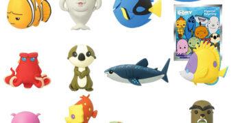 Mini-Figuras Procurando Dory 3D Figural Bag Clip (Blind-Box)