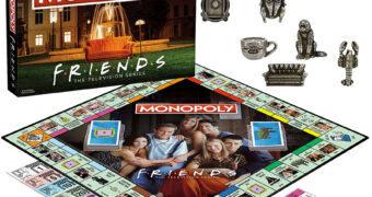 Jogo Monopoly Friends Versão II