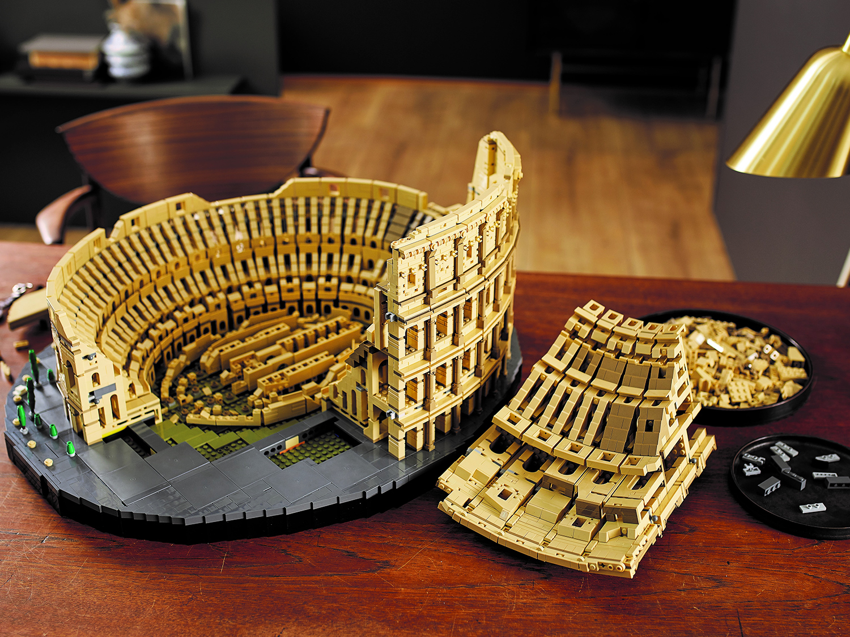 Colosseum of Rome LEGO Creator Expert