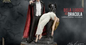 Bela Lugosi como Conde Drácula – Estátua Perfeita 1:6 da Infinite Statue