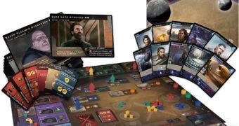 Jogo de Tabuleiro Dune: Imperium (Frank Herbert)