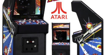 Asteroids Atari RepliCade 40 Anos – Mini Gabinete Arcade Jogável