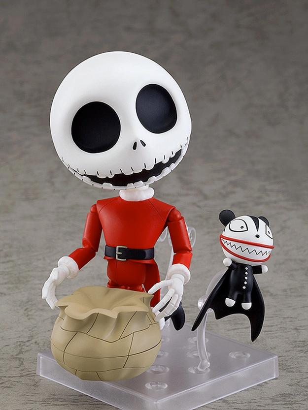 Bonecos Nendoroid Nightmare Before Christmas