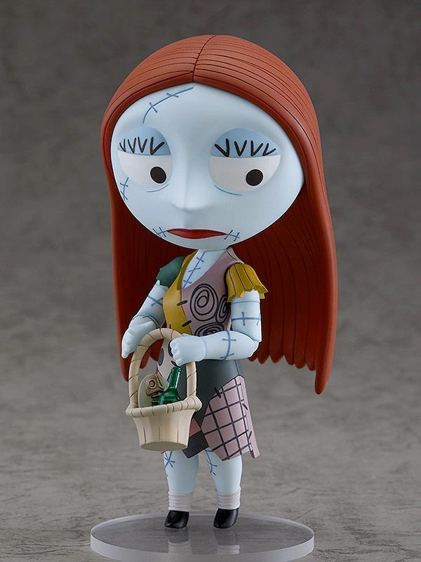 Nendoroid Nightmare Before Christmas Jack e Sally