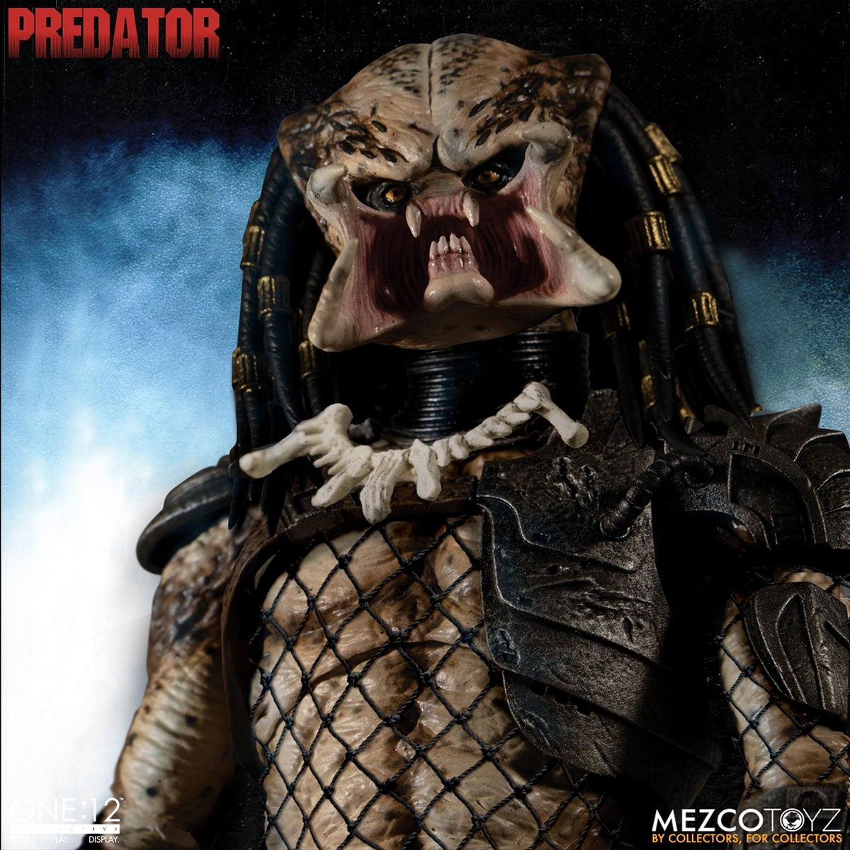 Predator One12 Collective Action Figure Deluxe Edition