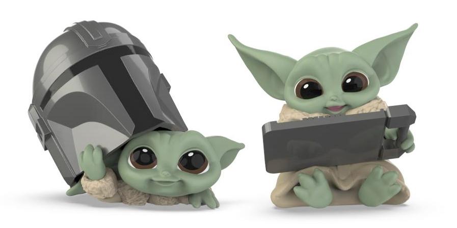 Mini-Figuras Star Wars Mandalorian The Child Baby Bounties Wave 3