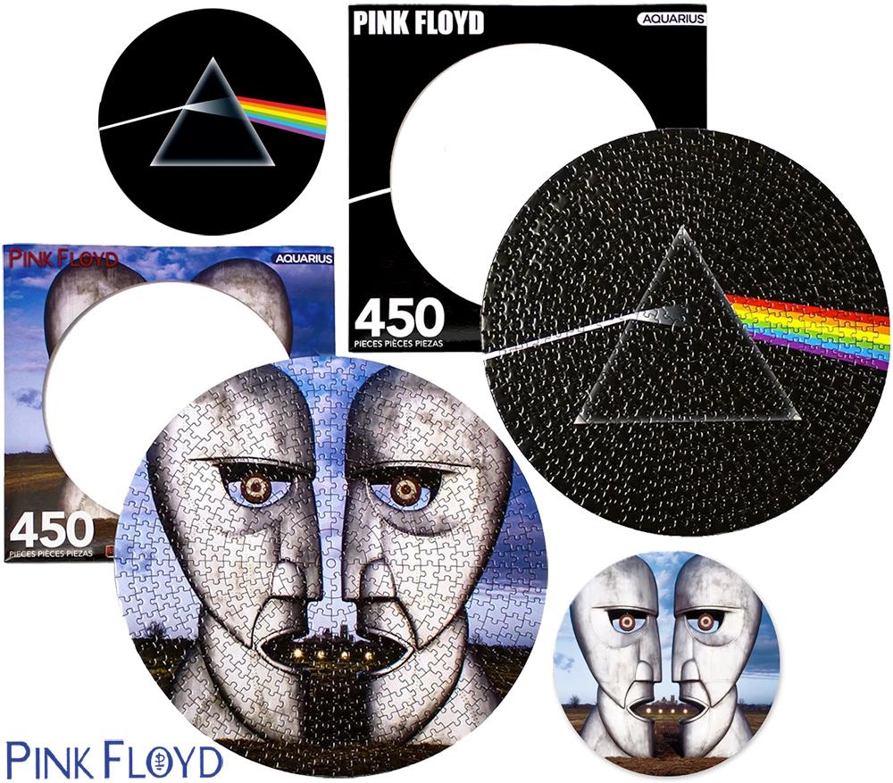Quebra-Cabeças Pink Floyd Picture Disc Jigsaw Puzzle
