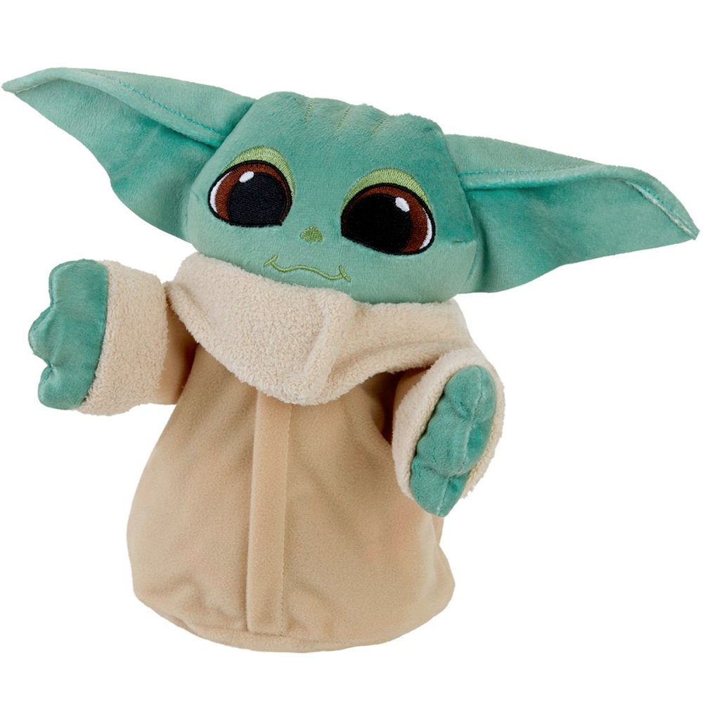The Child Hideaway Hover-Pram 3-in-1 Star Wars Plush Toy