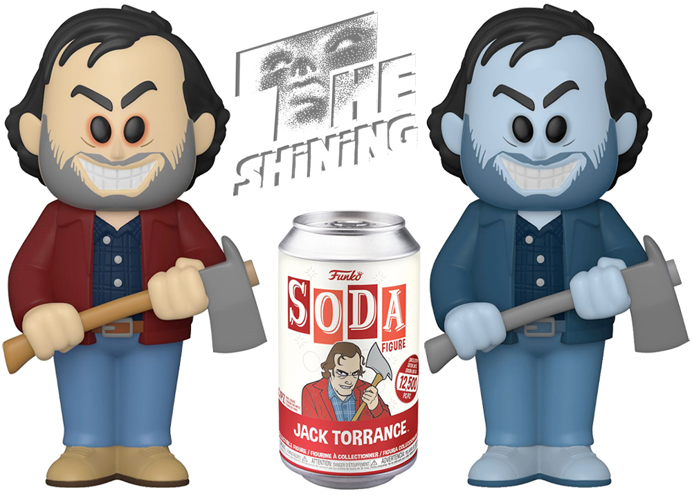 The Shining Jack Torrance Vinyl Soda Figure