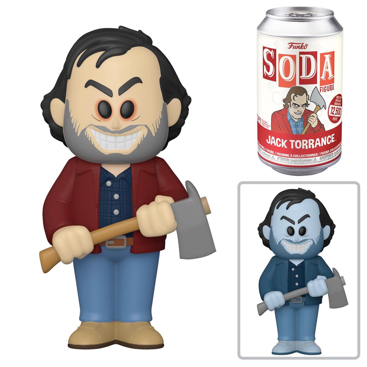 The Shining Jack Torrance Vinyl Soda Figure class=