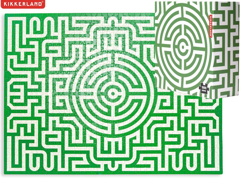 Quebra-Cabeca Impossivel Labyrinth Puzzle