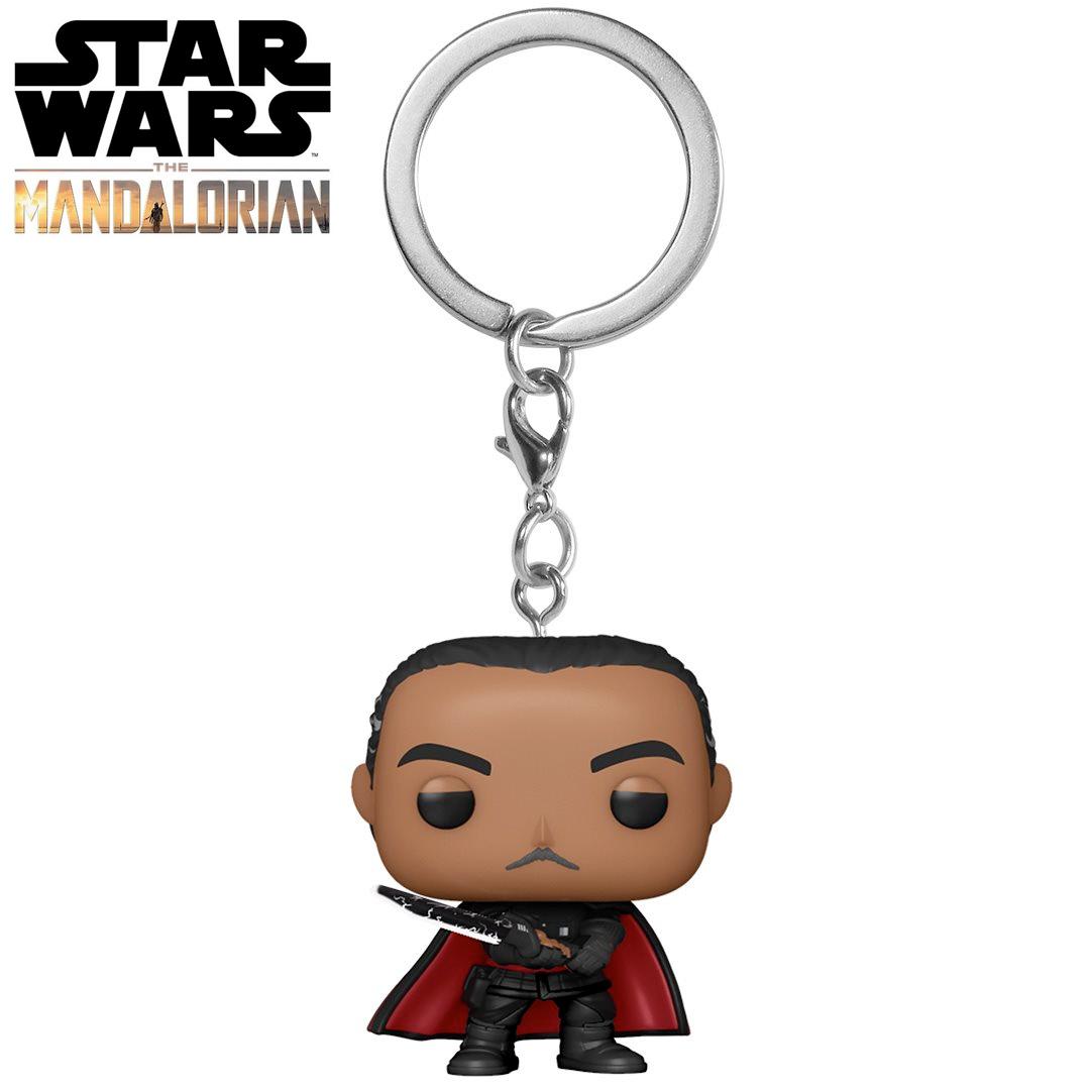 Chaveiros Star Wars The Mandalorian Pocket Pop