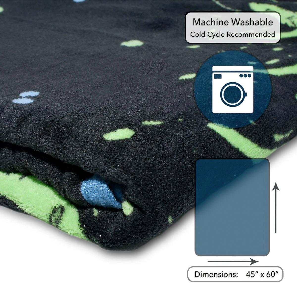 Cobertor de Lance Rick and Morty Fresh Start Fleece Throw Blanket