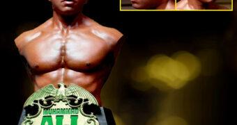 Busto Perfeito Muhammad Ali, o Maior de Todos em Escala 1:6