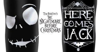 """Nightmare Before Christmas: """"Here Comes Jack"""" Caneca de Viagem Térmica (O Estranho Mundo de Jack)"""