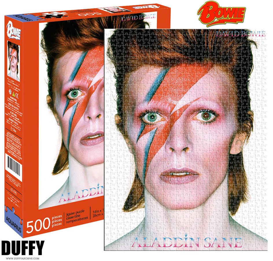 Quebra-Cabeca David Bowie Aladdin Sane 500-Piece Jigsaw Puzzle