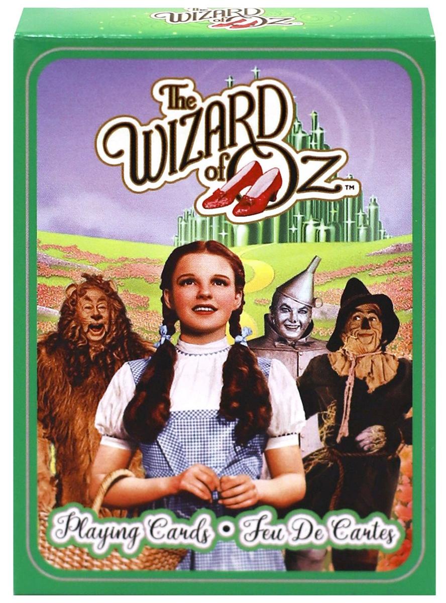 Baralho O Magico de OZ Wizard of Oz Playing Cards