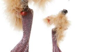 Cruella de Vil Couture De Force – Estátua Alta Costura Enesco 101 Dálmatas