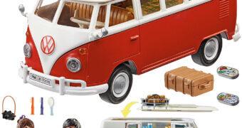 Playmobil Kombi T1 Volkswagen com Teto Removível