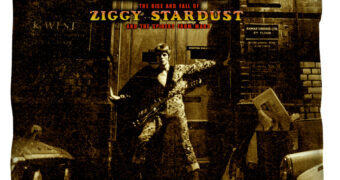 Almofada David Bowie The Rise and Fall of Ziggy Stardust and the Spiders from Mars