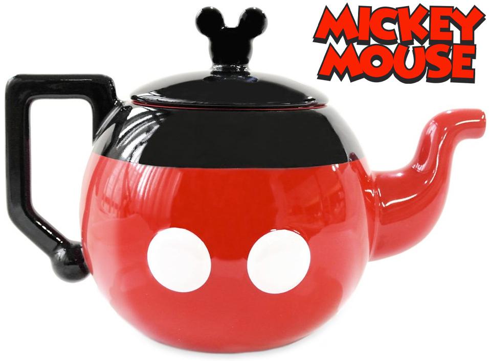 Bule de Chá Mickey Mouse