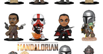 Star Wars: The Mandalorian Mystery Minis – Mini-Figuras Funko Blind-Box