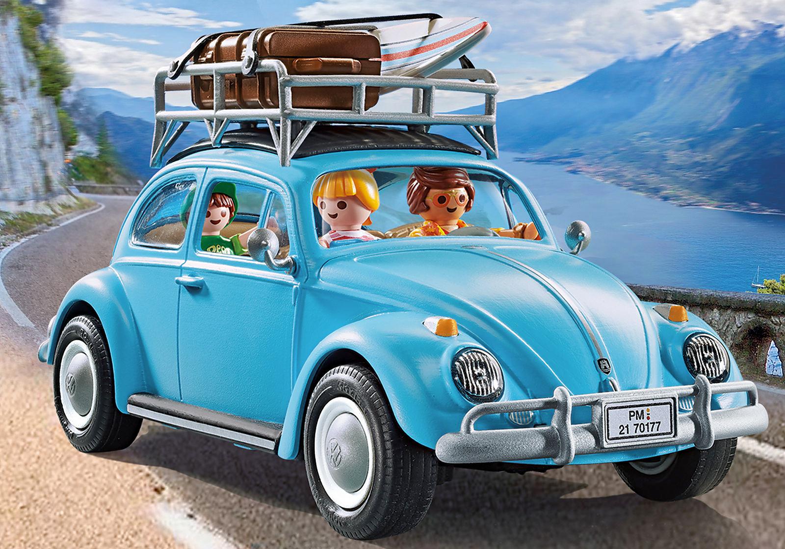 Fusca Playmobil Volkswagen Beetle Car