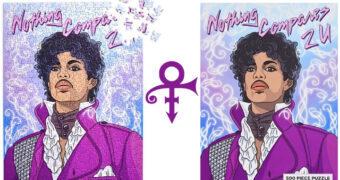 Quebra-Cabeça Prince Nothing Compares 2 U com 500 peças