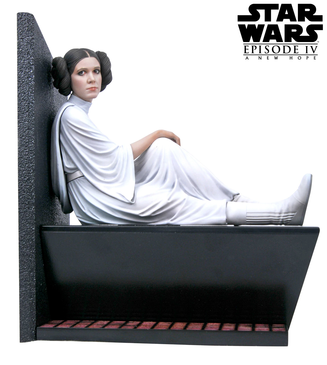 Estatua Star Wars: A New Hope - Leia Organa Milestone