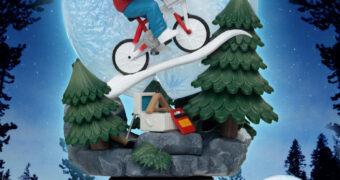 E.T. – O Extraterrestre D-Stage Estátua/Diorama 360 Graus da Beast Kingdom