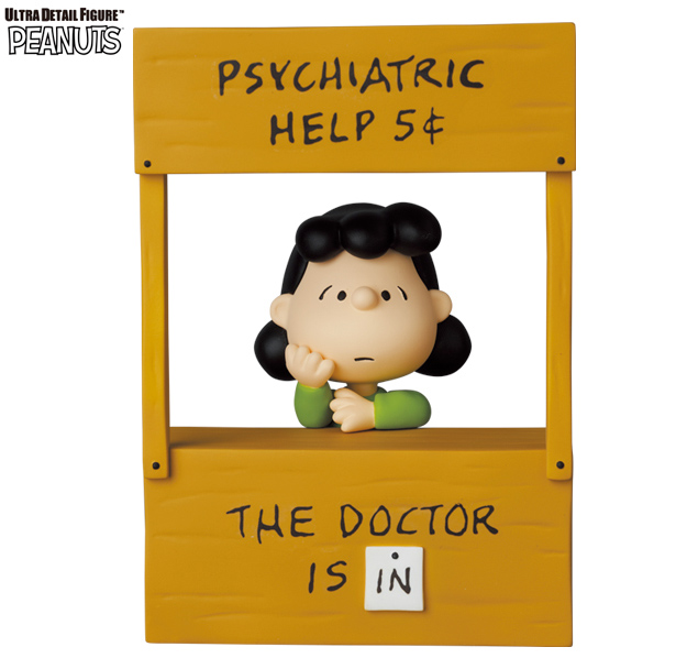 Mini figuras Peanuts UDF Serie 12 Medicom