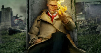 Action Figure John Constantine One:12 Collective da Mezco