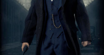 Arthur Shelby (Paul Anderson) – Action Figure 1:6 da Série Peaky Blinders