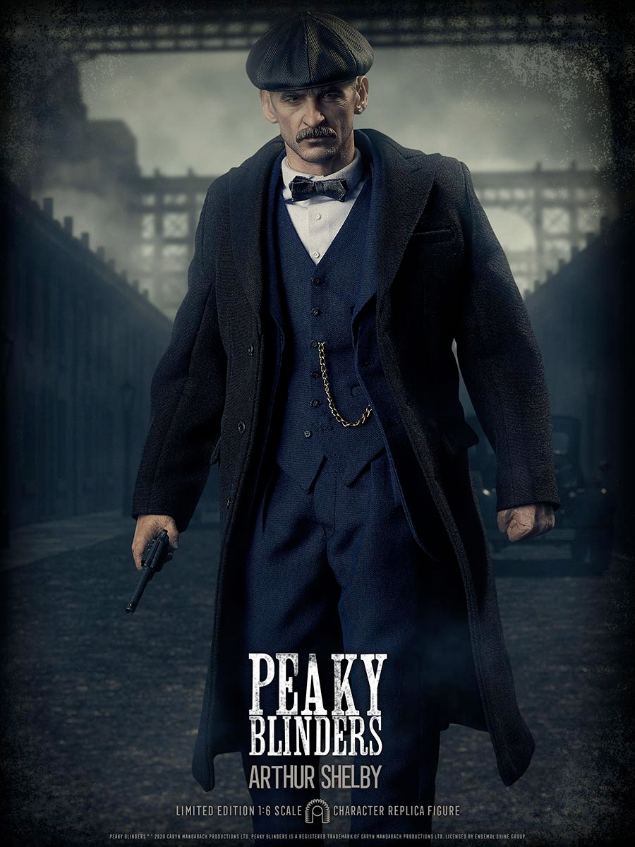 Action Figure Arthur Shelby Peaky Blinders BIG Chief