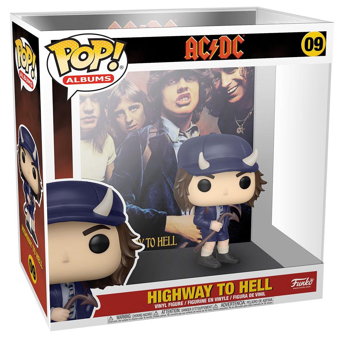 Boneco Pop! Albums AC/DC Highway to Hell