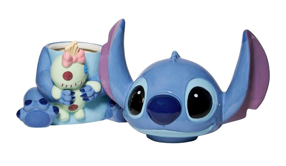 Pote de cookies Stitch Disney Ceramics Cookie Jar