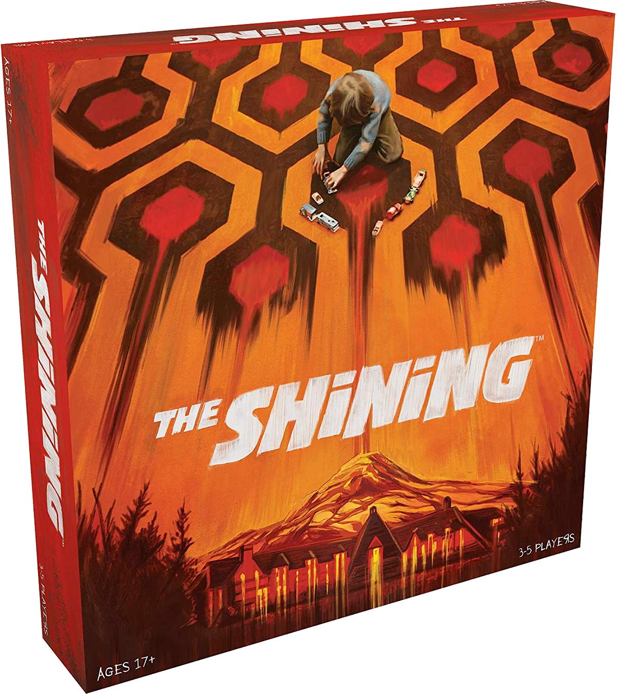 Jogo de Tabuleiro Cooperativo O Iluminado The Shining Board Game