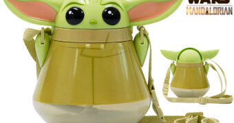 Cantil Baby Yoda da Série Star Wars: The Mandalorian