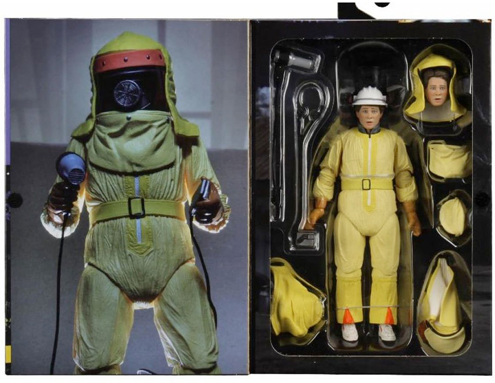 Action Figure Tales From Space Marty McFly Ultimate Back to the Future