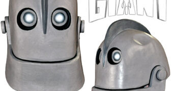 Máscara O Gigante de Ferro (The Iron Giant)