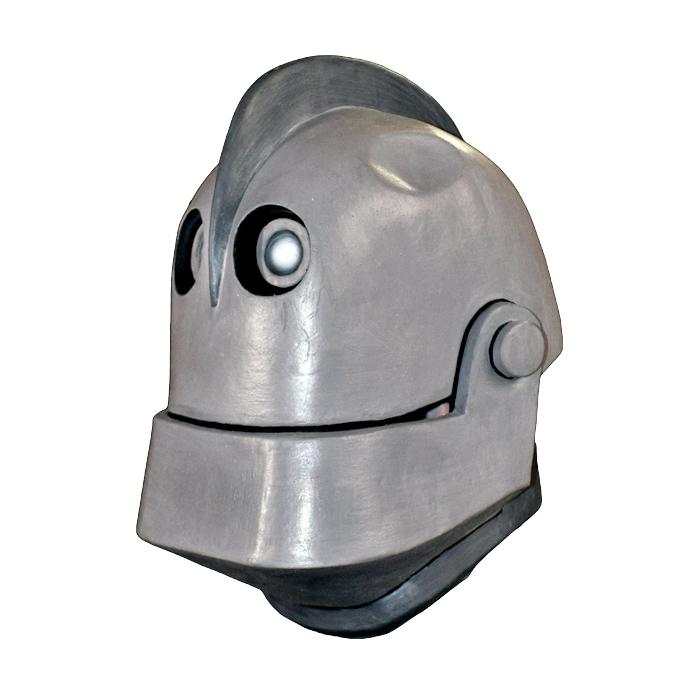 Mascara O Gigante de Ferro