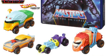 Carrinhos Hot Wheels He-Man e os Mestres do Universo