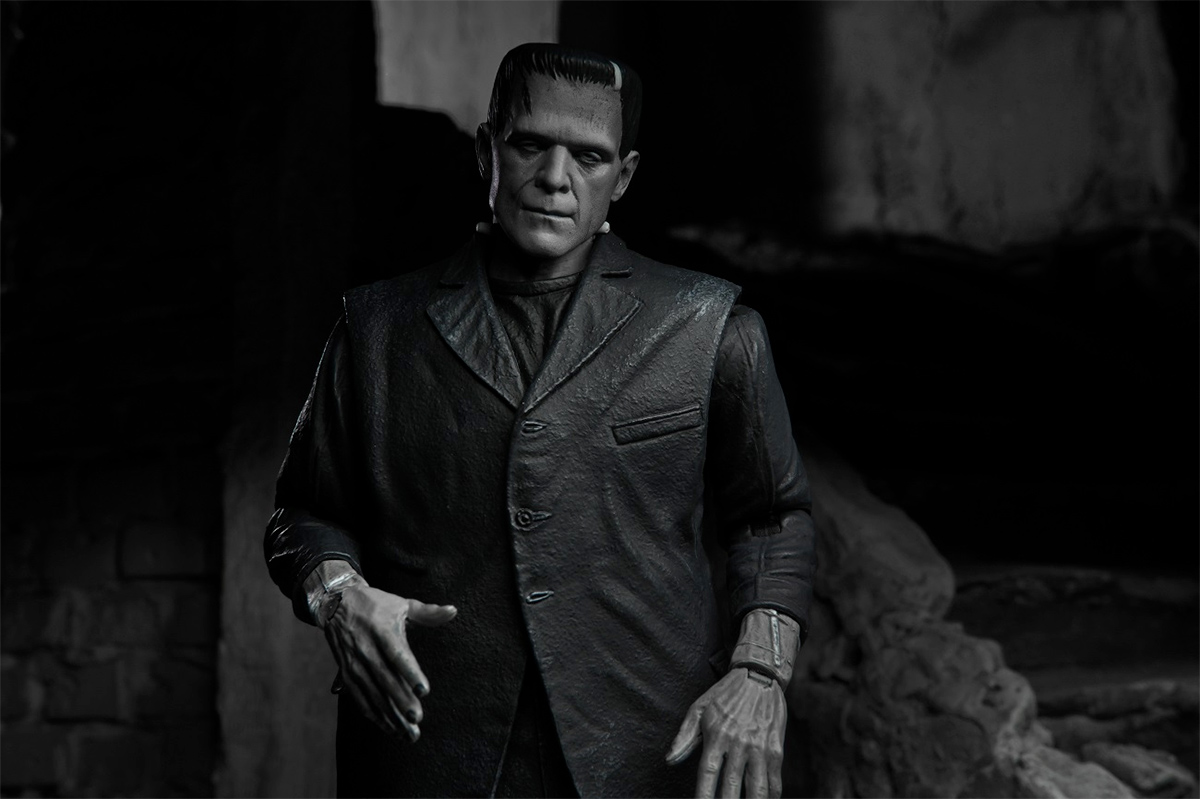 Action Figure Ultimate Frankenstein Monster Neca