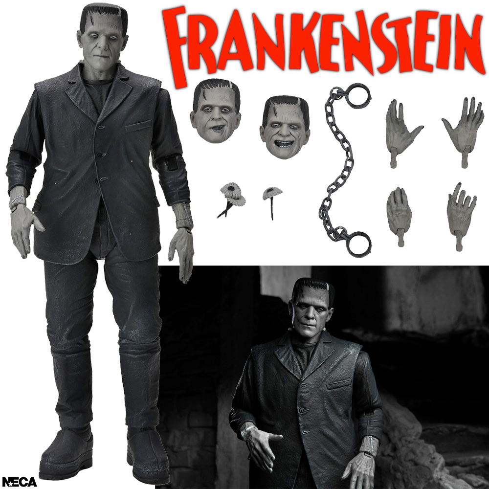 Action Figure Ultimate Frankenstein Monster Neca