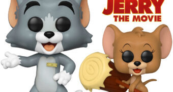 Bonecos Pop! Tom & Jerry: O Filme