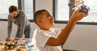 5 brinquedos tecnológicos para você conhecer