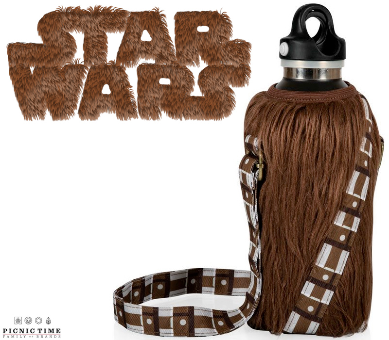 Chewbacca Star Wars Bottle Cooler