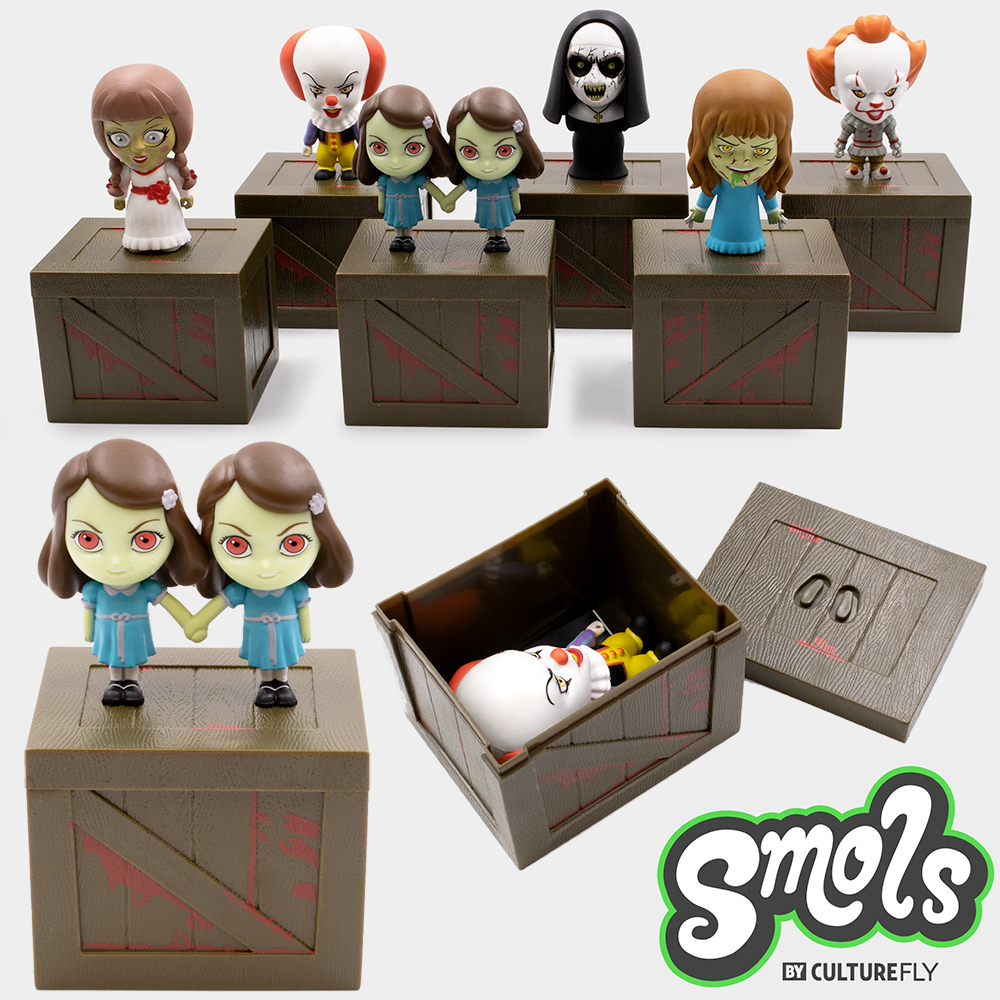 Horror Classic Smols Collectible Figures
